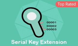 Serial Key Extension - Assign Unique Downloads t..