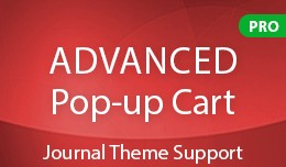 Advanced Pop-up Cart Pro