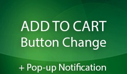 Add to Cart Button Change and Pop-up Notification
