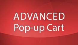 Advanced Pop-up Cart