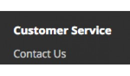 Contact form force customer login