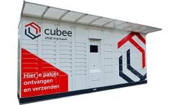 Cubee Belgium Lockers