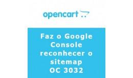 Sitemap Atualização OC3032
