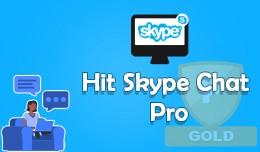 Hit Skype Chat Pro