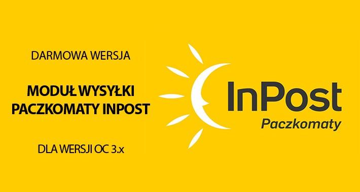 Paczkomaty Inpost OC 3.x