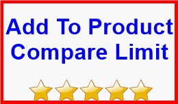 Add To Product Compare Limit