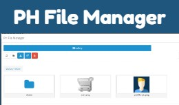 PH File Manager
