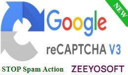 Google reCAPTCHA V3 For Opencart  Integration