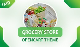 Grocery Store Theme