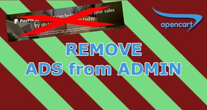 Remove Ads from Admin Extensions