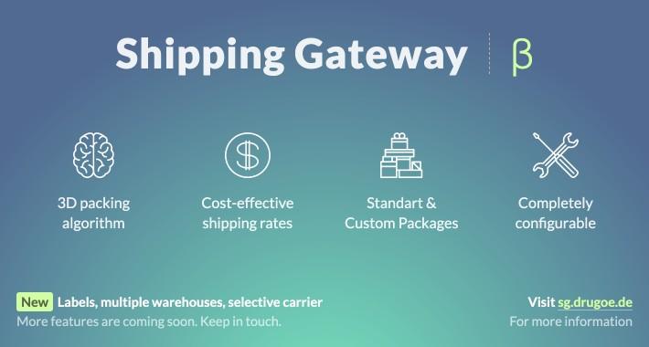 Shipping Gateway