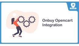 Onbuy Opencart Integration
