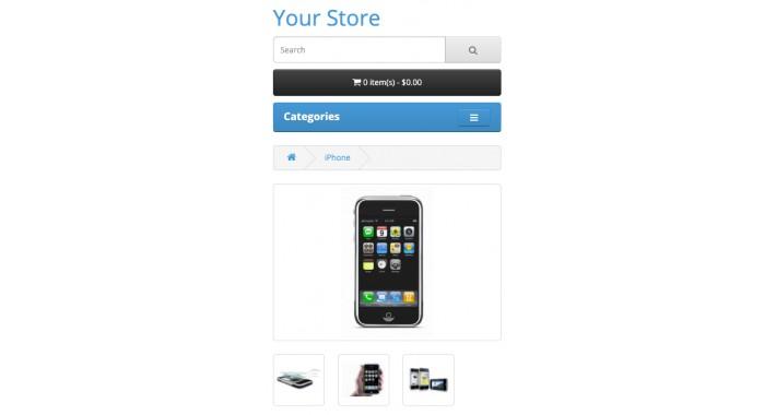 Remove Breadcrumb On Mobile Devices