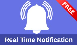 Real Time Notification