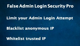 False Admin Login Security Pro