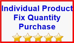 Individual Product Fix Quantity Purchase