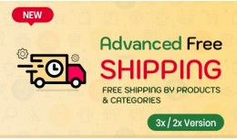 Free Shipping By Product & Categories