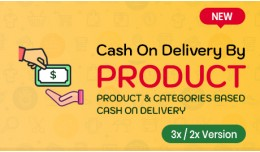 Cash On Delivery By Product & Categories