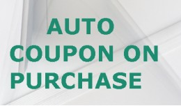 Auto Coupon On Purchase