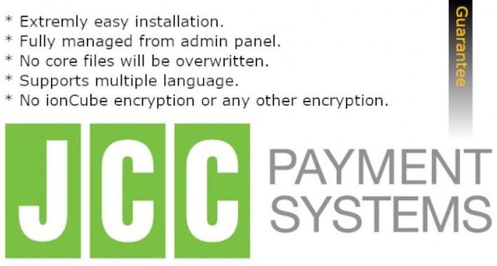 JCC Payments module