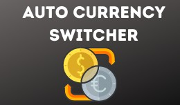 Auto Currency Switcher