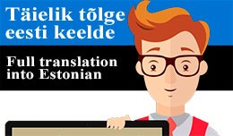 Full Estonian Translation / Eesti OpenCart / Adm..