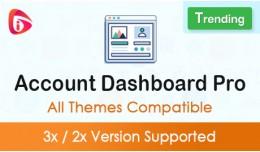 Account Dashboard Pro