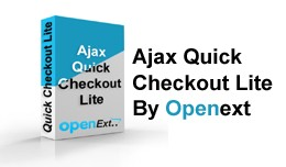 Ajax Quick Checkout Lite