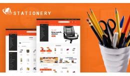 Stationery 2 Multipurpose Responsive Opencart 3...