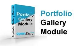 Portfolio Gallery Module