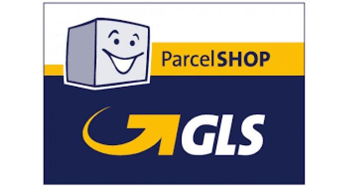 GLS ParcelShops Czech Republic on Google Map Shipping Method