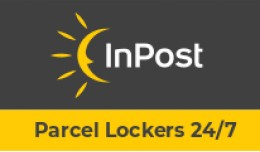 Parcel Lockers 24/7 Inpost
