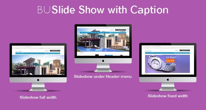 BU Slideshow with Caption