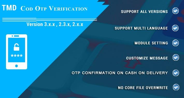 Cod OTP Verification