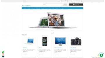 Plantilla WebStore