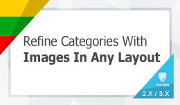 Refine Categories With Images In Any Layout