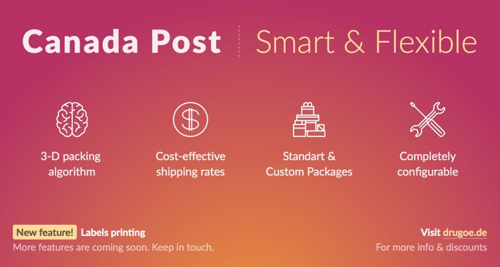 Canada Post Smart & Flexible