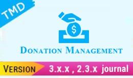 Donation Management