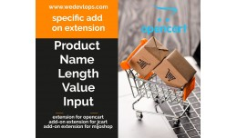 Product Name Length Value Input version