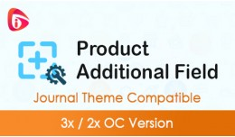 Product Additional Field
