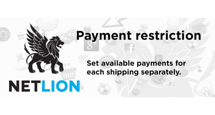 Payment restriction