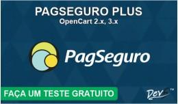 Pagamento PagSeguro Plus - Dev5™