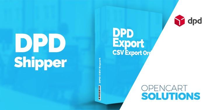 DPD Export (DPD Shipper) | OC2.x-3.x