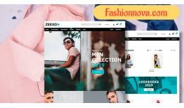 Fashion demo 4 responsive opencart 3.x