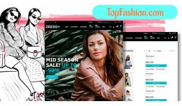 Fashion demo 8 responsive opencart 3.x