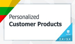 Personalized Hidden Customer Products