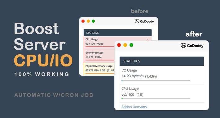 Boost Server Performance OCMOD   100% Working