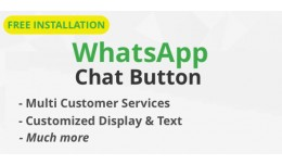 Whatsapp Chat Button PRO - Multiple CS