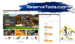 Tool Orange 2 responsive opencart 3.x