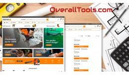 Tool Orange 3 responsive opencart 3.x